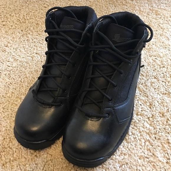 8256bbb376e Brand New Black Women's Danner Boots