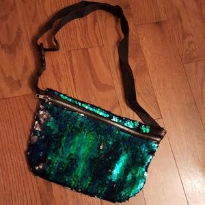 Handbags - Sequence fanny pack.