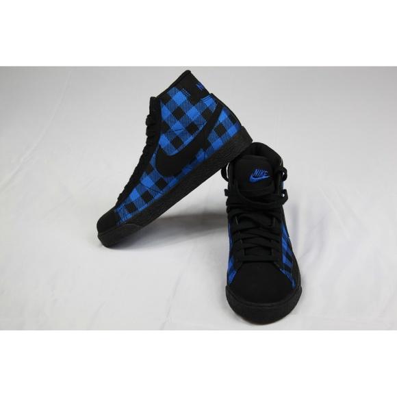 super popular fa089 c6492 Nike Blazer Mid GS Kids Unisex Shoes