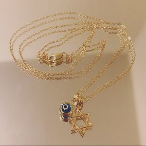 Jewelry - The Star of David Necklace