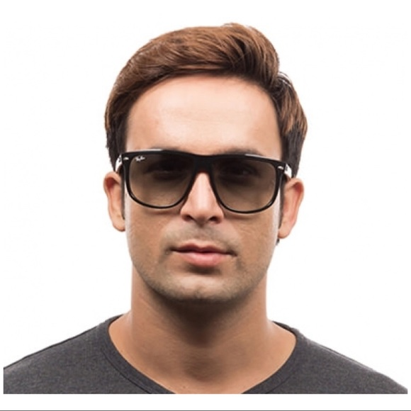 abe694ab3f NWOT Rayban Wayfarer Boyfriend Sunglasses