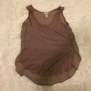 Tank, jersey front