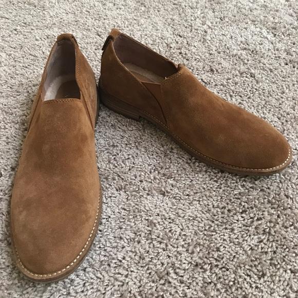 619206fc807a55 Franco Sarto Shoes - Franco Sarto Justia Suede Shoes