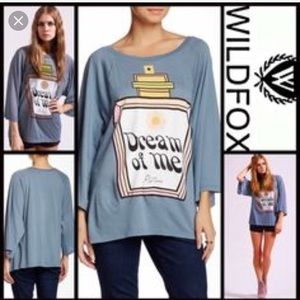 Wildfox Tops - New Without Tags Wildfox Tunic(Make Offer)