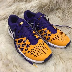 NIKE x LSU collegiate Train Speed 4 sneakers