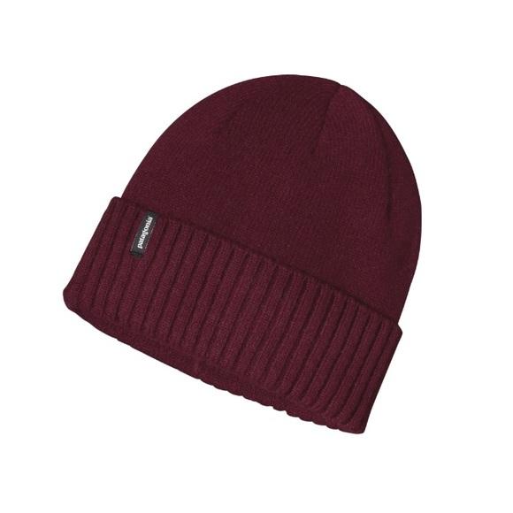 a37e738de1b NWT Patagonia Brodeo Ox Blood Beanie Hat