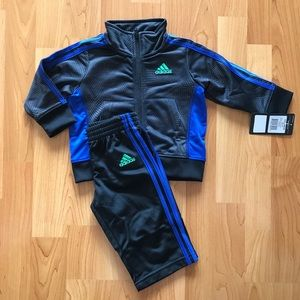 SALE! NWT adidas set 9m and 12m