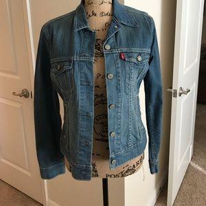Levi Strauss & Co. jean jacket. Never worn.