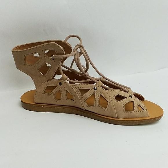b66491744bf Nadine Gladiator Sandals Mossimo Supply Co. Blush