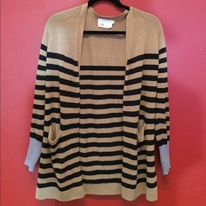 Yoon striped cardigan
