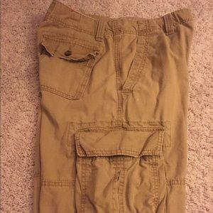 Men's Mossimo Cargo Shorts Size 28