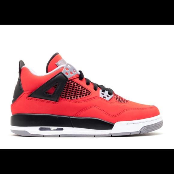 5693e72df1aa0e Air Jordan Shoes - AIR JORDAN 4 RETRO (GS)