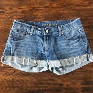 American Eagle Jean Shorts Sz 6