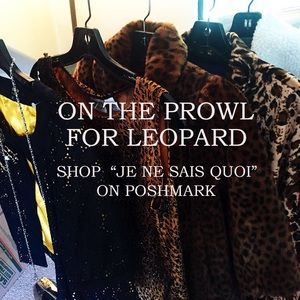 "Other - We love us some Leopard "" Always on the Prowl"""
