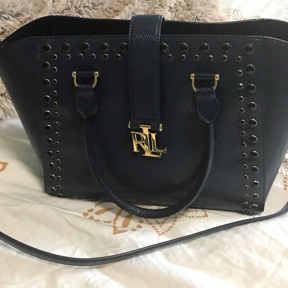 4fc2bbe68ed Ralph Lauren Bags   Carrington Bethany Handbag   Poshmark