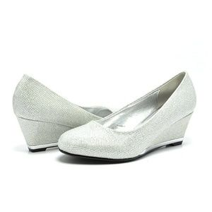 Shoes - Women Sparkely Sassy Sexy Wedge Heel