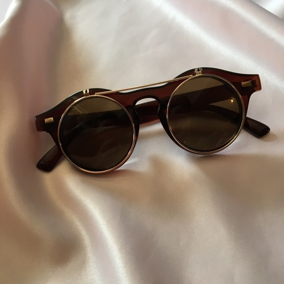 7c7c855e6 Accessories | Sold Double Lens Sunglasses | Poshmark