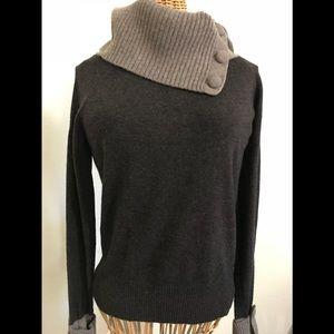 Banana Republic brown Wool Sweater. PS