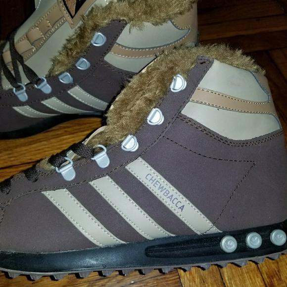 adidas Shoes - ADIDAS X STAR WARS CHEWBACCA LIMITED EDITION 9.5