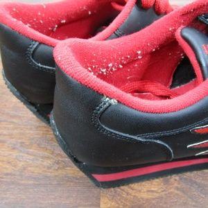 7216f9c77b Volatile Shoes - VTG 90s Volatile Platform Flame Sneakers Arson 9