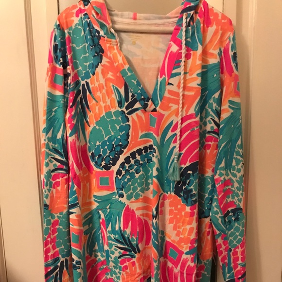 200053f0f8 Lilly Pulitzer Dresses | Nwt Rylie Dress L In Goombay Smash | Poshmark