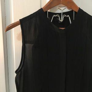 Aritzia || Babaton 100% Silk Dress