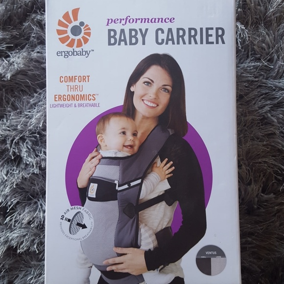 e91d9ef5324 ergobaby Other - Ergobaby Ventus performance baby carrier