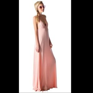 Wildfox long dress