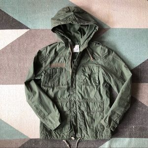 Kill City exclusive Barney's co-op military jacket