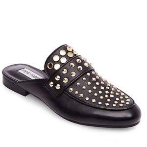 Steve Madden fabulous slip on loafer! Worn once!