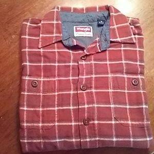 NWOT Wrangler Flannel Shirt