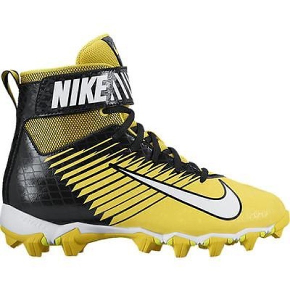 huge selection of df63f 2c422 youth nike strike shark football cleats yellow. M59fcac1f7f0a05d4bc045e55
