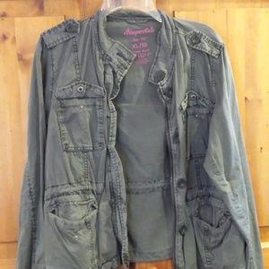 Aeropostale junior girl's jacket xl
