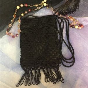La Regale embellished bag