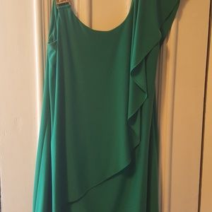 Green Betsy and Adam Dress