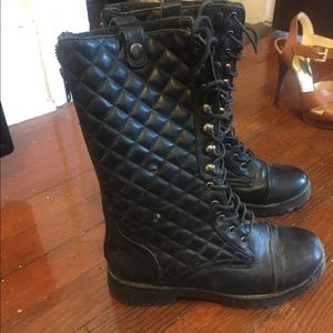 Other - Combat boots