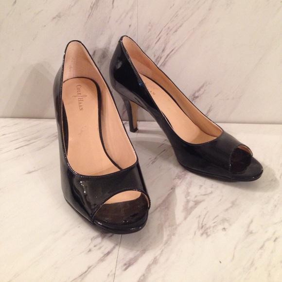 405463346c15 Cole Haan Shoes - 🎉SALE🎉 Cole Haan   Nike Air Peep Toe Heels