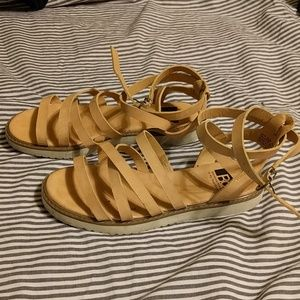 BC footwear gladiator sandals