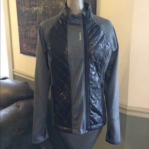 Like NEW Reebok Combo Puffer Jacket
