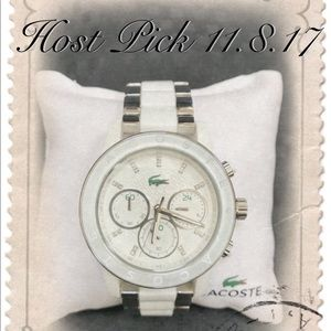 Lacoste Unisex Watch! NWOT! Dropped price! Firm