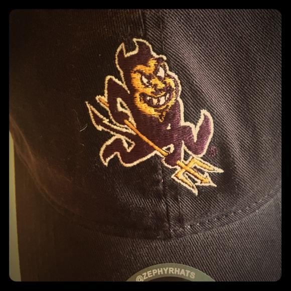 901e2b0e6c8d4 ASU Hat with Sparky