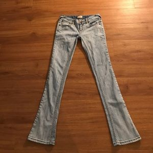 Free People jeans size 25