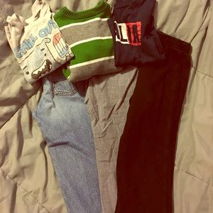 Boy size 3T clothing lot last day to buy!