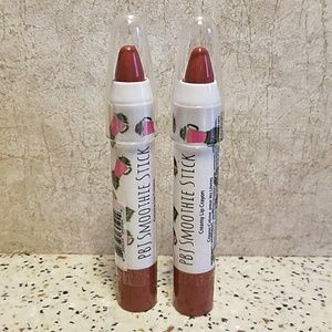 Other - 2 PBJ Smoothie Sticks Creamy Lip Crayon