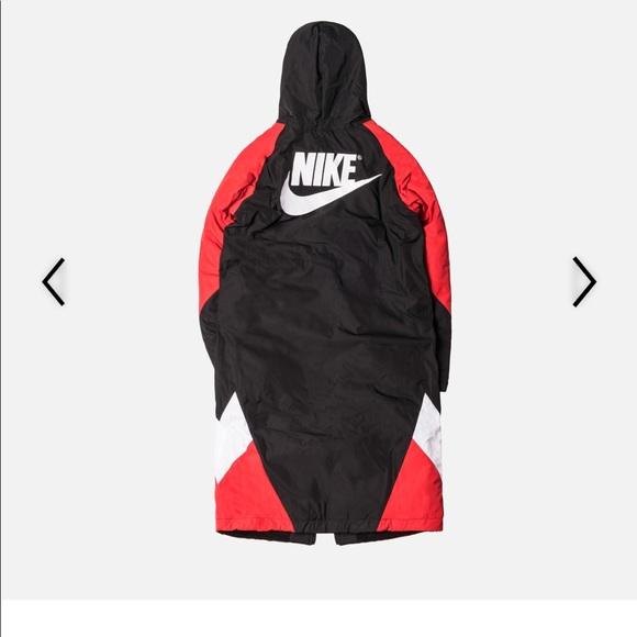 c0183c8d60f2 Nike x Kith sideline Sherpa