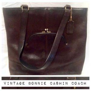 Rare 1960's  Bonnie Cashin, Coach, Watermelon Tote