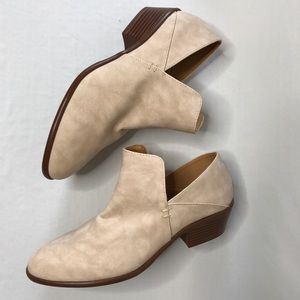 Shoes - LAST PAIR!!//The Rory// Stone ankle bootie