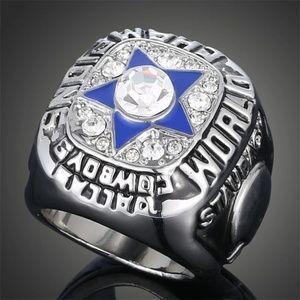 Dallas Cowboys Fan Edition 1971 Championship Ring