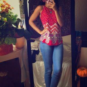 Kenan bohemian blouse