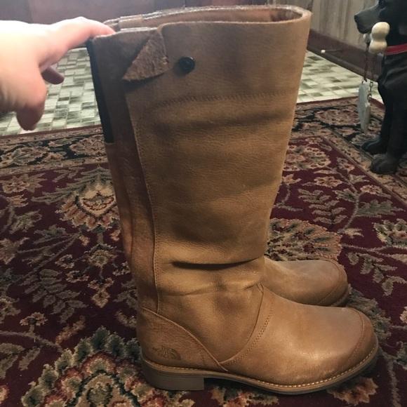 North Face Bridgeton Tall Boot